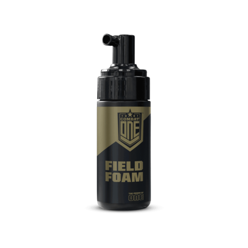 Combat One 3.7oz (109ml) Field Foam